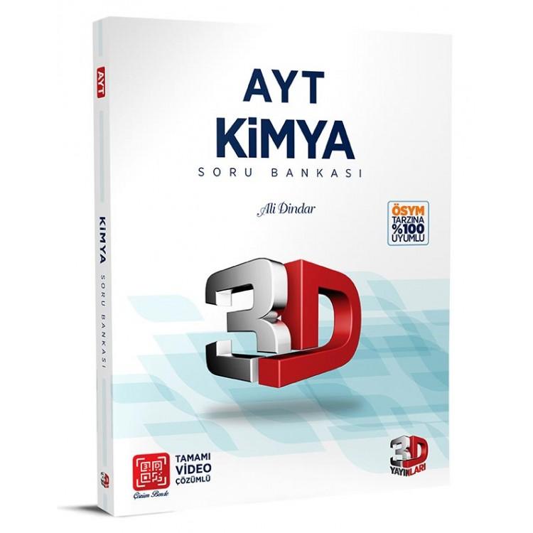 Çözüm Yayınları 3D AYT Kimya Soru Bankası