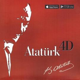 Atatürk 4D Artırılmış Gerçeklik Kartları