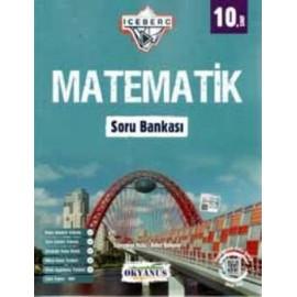Okyanus Yayınları 10. Sınıf Iceberg Matematik Soru Bankası
