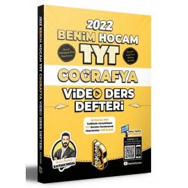 Benim Hocam 2022 TYT Coğrafya Video Ders Defteri