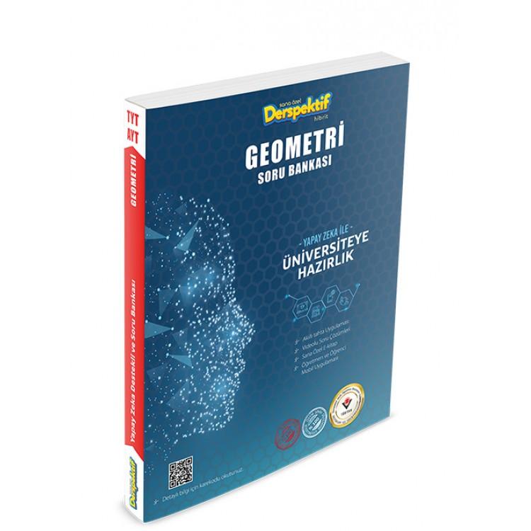 Derspektif TYT AYT Geometri Soru Bankası Hibrit Akıllı Öğrenme Ekosistemi