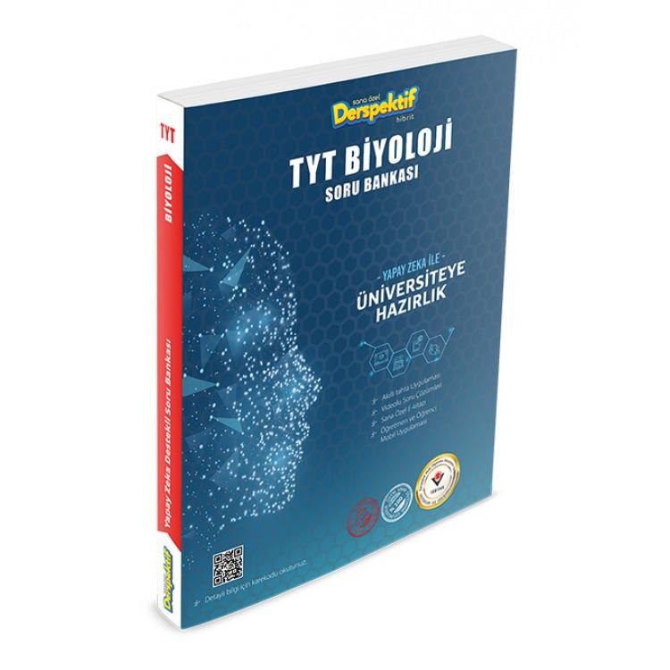 Derspektif TYT Biyoloji Soru Bankası Hibrit Akıllı Öğrenme Ekosistemi