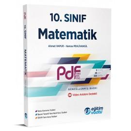 Eğitim Vadisi 10. Sınıf PDF Matematik Video Anlatım Destekli