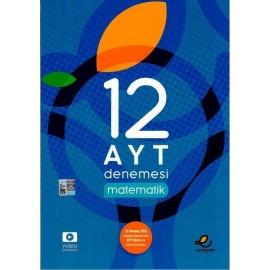 Endemik Yayınları AYT Matematik 12 Denemesi