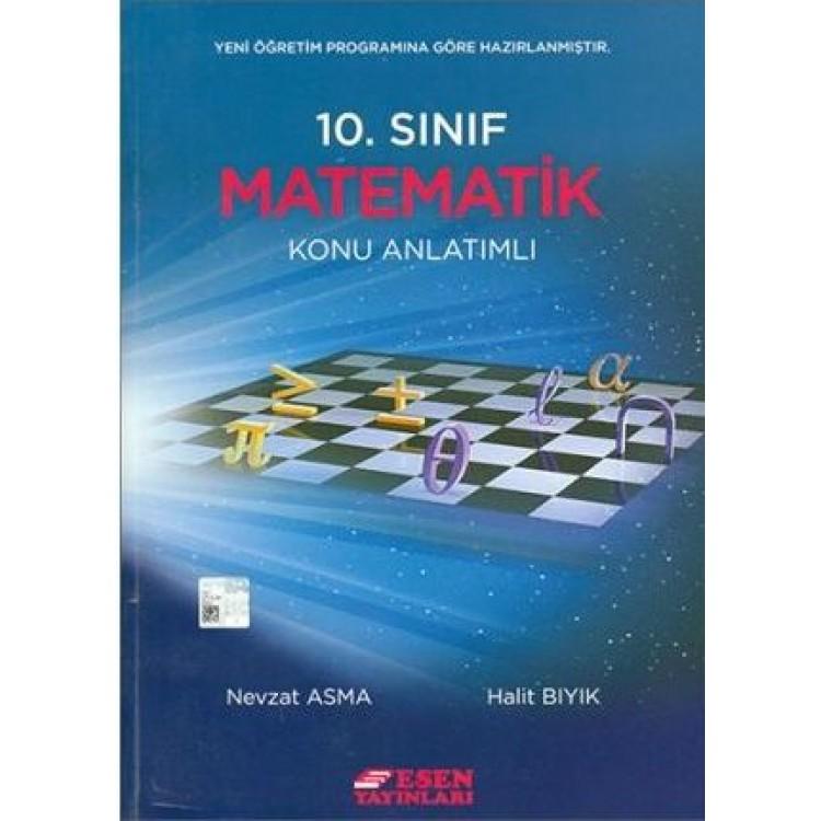Esen Yayınları 10. Sınıf Matematik Konu Anlatımlı