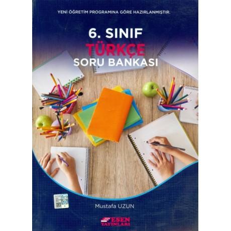 Esen Yayınları 6. Sınıf Türkçe Soru Bankası