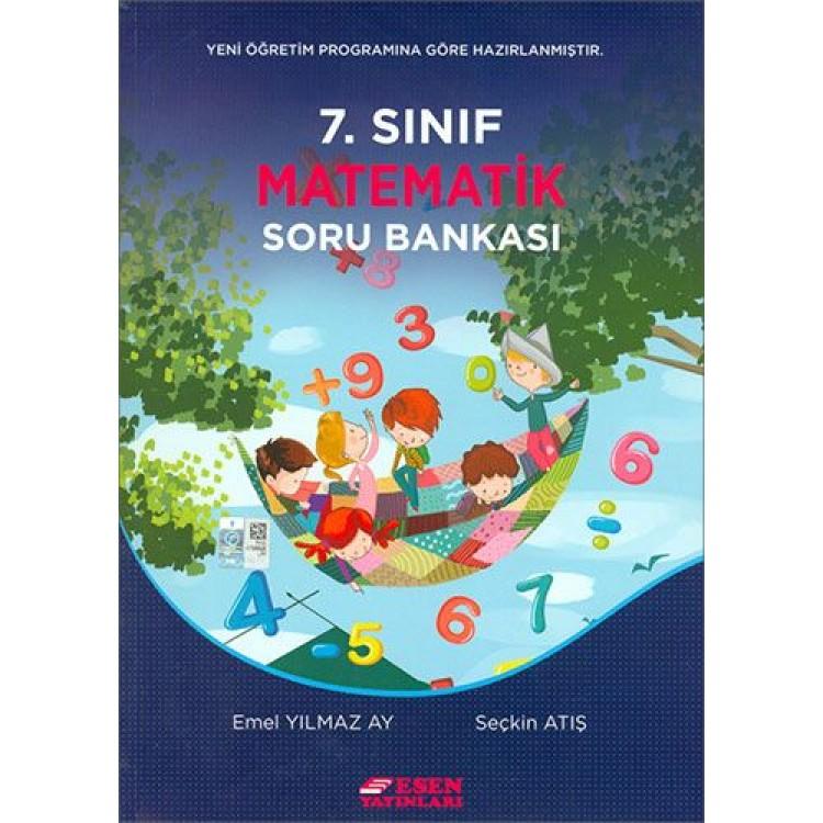 Esen Yayınları 7. Sınıf Matematik Soru Bankası