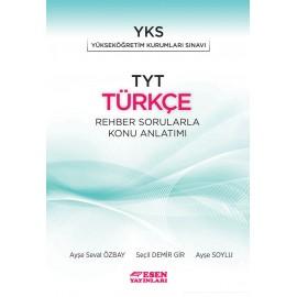 Esen Yayınları TYT Türkçe Rehber Sorularla Konu Anlatımı