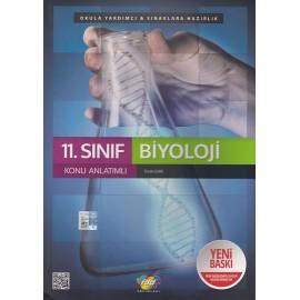 FDD Yayınları 11. Sınıf Biyoloji Konu Anlatımlı