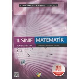 FDD Yayınları 11. Sınıf Matematik Konu Anlatımlı
