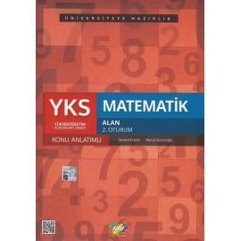FDD Yayınları AYT Matematik Konu Anlatımlı