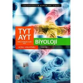 FDD Yayınları TYT AYT Biyoloji Konu Anlatımlı