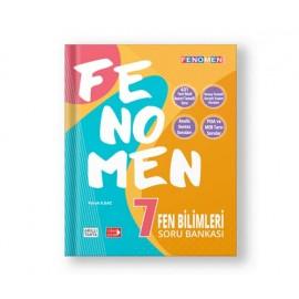 Gama Yayınları 7. Sınıf Fenomen Fen Bilimleri Soru Bankası