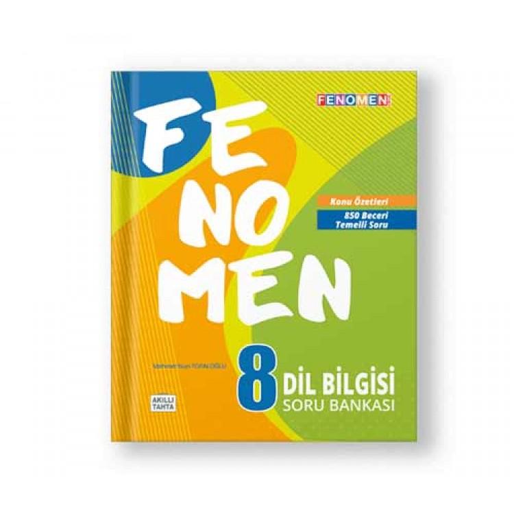 Gama Yayınları 8. Sınıf Fenomen Dil Bilgisi Soru Bankası