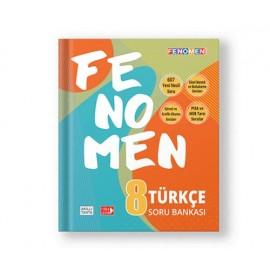 Gama Yayınları 8. Sınıf Fenomen Türkçe Soru Bankası