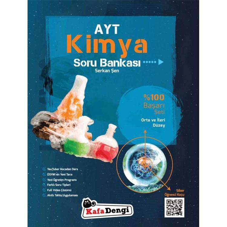 Kafadengi Yayınları AYT Kimya Orta ve İleri Düzey Soru Bankası