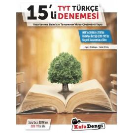 Kafa Dengi Yayınları TYT Türkçe 15'li Denemesi