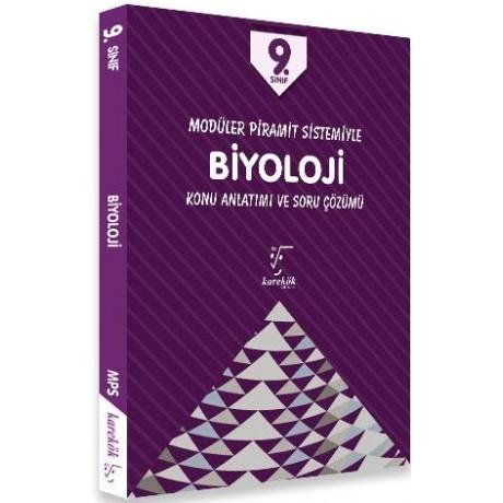 Karekök Yayınları 9. Sınıf MPS Biyoloji Konu Anlatımı ve Soru Çözümü