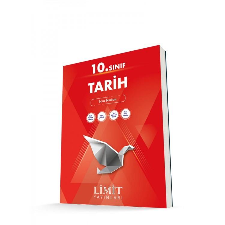 Limit Yayınları 10. Sınıf Tarih Soru Bankası