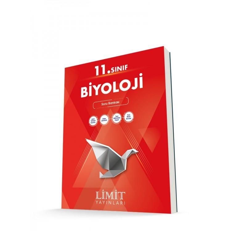 Limit Yayınları 11. Sınıf Biyoloji Soru Bankası