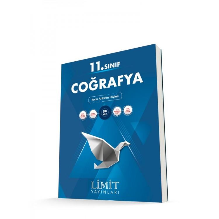 Limit Yayınları 11. Sınıf Coğrafya Konu Anlatım Föyleri