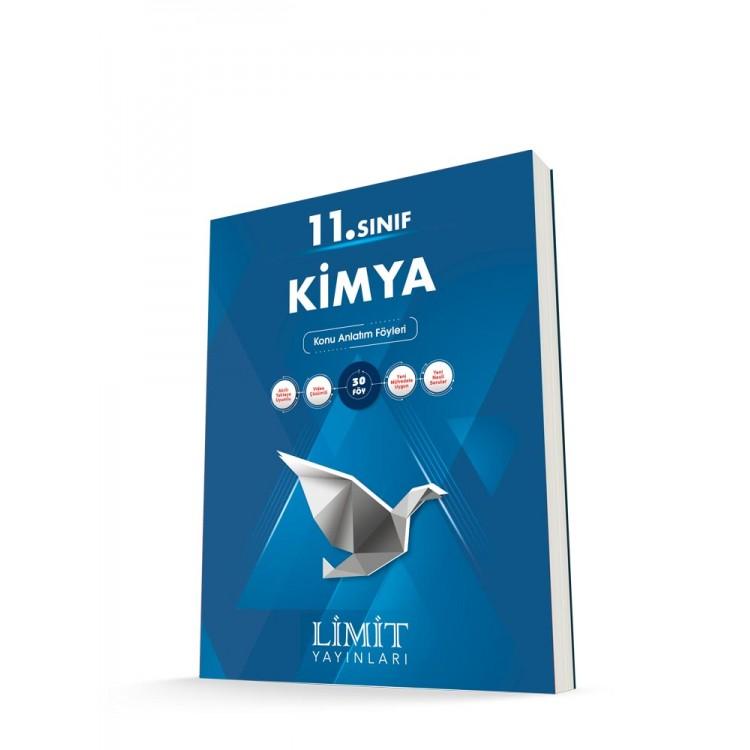 Limit Yayınları 11. Sınıf Kimya Konu Anlatım Föyleri