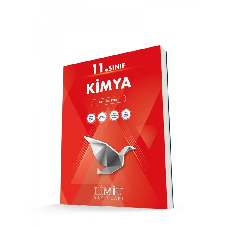 Limit Yayınları 11. Sınıf Kimya Soru Bankası