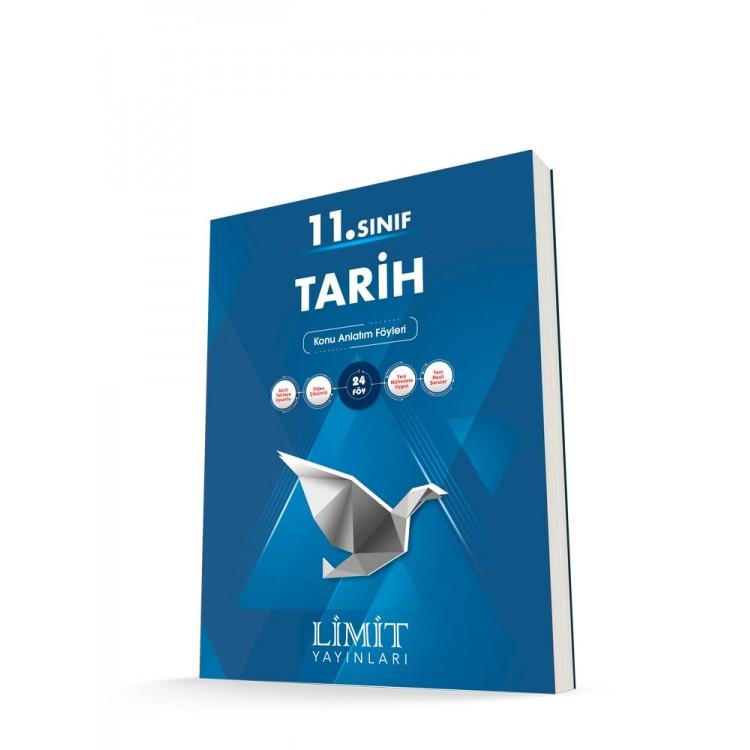 Limit Yayınları 11. Sınıf Tarih Konu Anlatım Föyleri