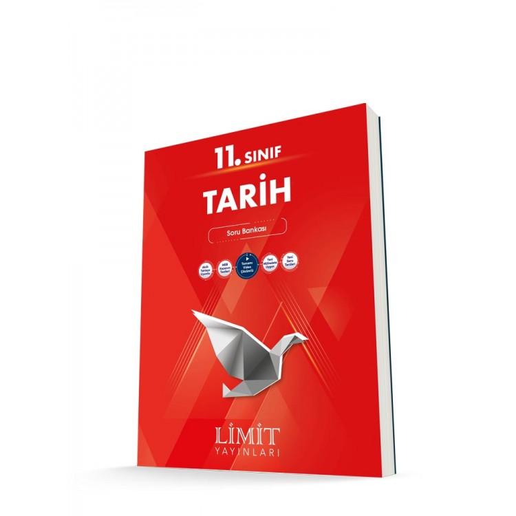 Limit Yayınları 11. Sınıf Tarih Soru Bankası
