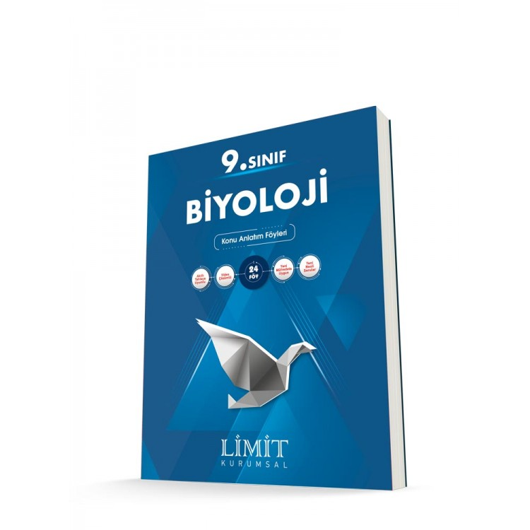 Limit Yayınları 9. Sınıf Biyoloji Konu Anlatım Föyleri