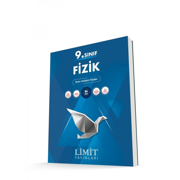 Limit Yayınları 9. Sınıf Fizik Konu Anlatım Föyleri