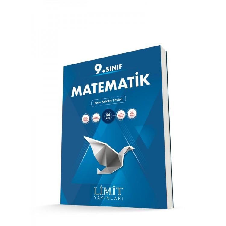 Limit Yayınları 9. Sınıf Matematik  Konu Anlatım Föyleri