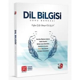 Çözüm Yayınları 3D Dil Bilgisi Soru Bankası Tamamı Video Çözümlü
