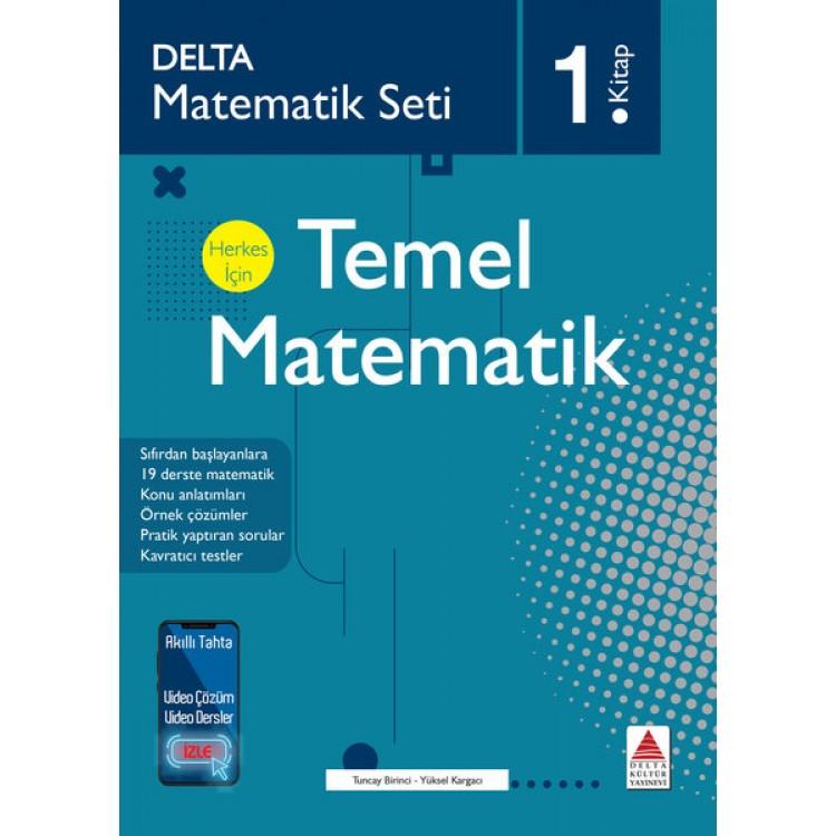 Delta Kültür Matematik Seti 1 - Herkes İçin Temel Matematik
