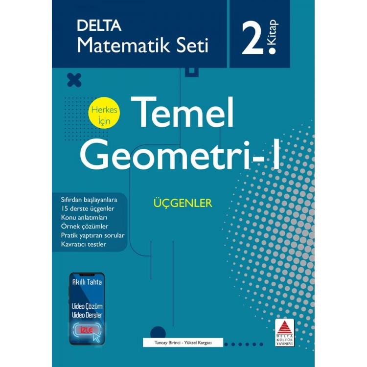 Delta Kültür Matematik Seti 2 - Herkes İçin Temel Geometri 1