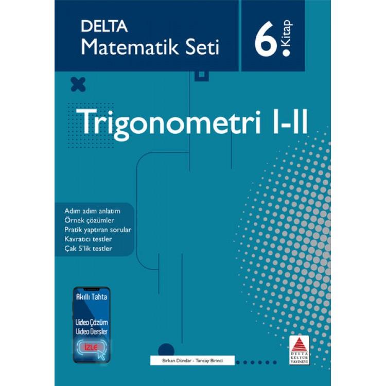 Delta Kültür Matematik Seti 6 - Trigonometri 1 - 2
