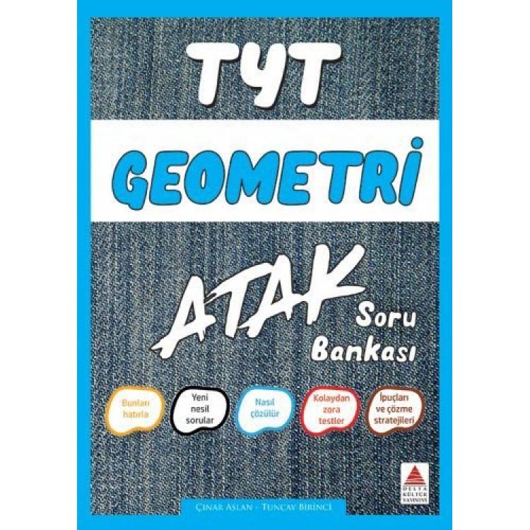 Delta Kültür TYT Geometri Atak Soru Bankası