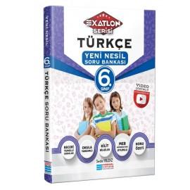 Evrensel İletişim 6. Sınıf EXATLON Türkçe Video Çözümlü Yeni Nesil Soru Bankası