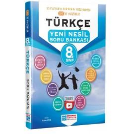 Evrensel İletişim 8. Sınıf LGS Türkçe Video Çözümlü Soru Bankası
