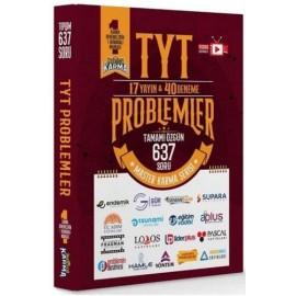 Master Karma TYT Problemler 17 Yayın 40 Deneme