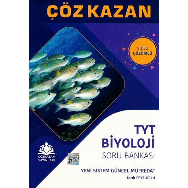 Çöz Kazan TYT Biyoloji Soru Bankası