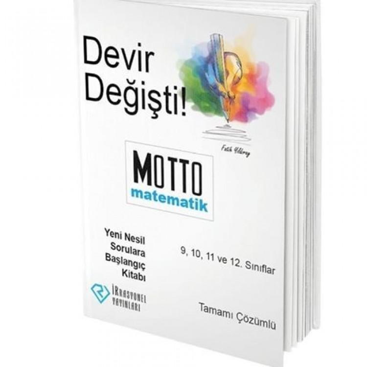 İrrasyonel Yayınları TYT Motto Matematik Başlangıç Kitabı