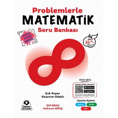 Örnek Akademi 8. Sınıf Problemlerle Matematik Soru Bankası 2020
