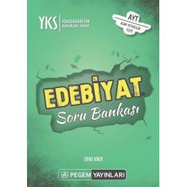 Pegem Yayınları AYT Edebiyat Soru Bankası