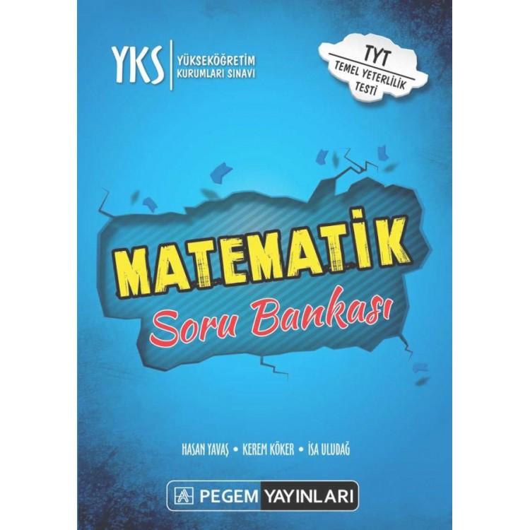 Pegem Yayınları TYT Matematik Soru Bankası