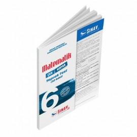 Sınav Yayınları 6. Sınıf Matematik Çek Kopar Yaprak Test