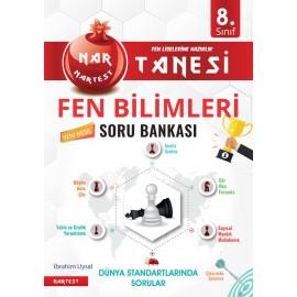 Nartest Yayınları 8. Sınıf Kırmızı Seri Nar Tanesi Fen Bilimleri Altın Sorular