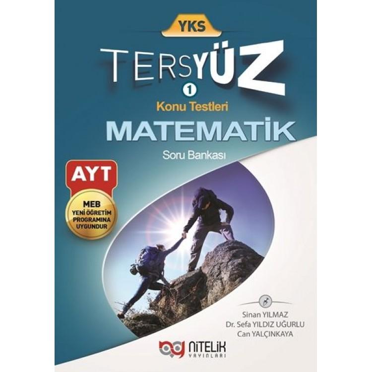 Nitelik Yayınları AYT Tersyüz Matematik Soru Bankası