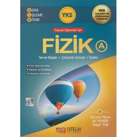 Nitelik Yayınları YKS Fizik A Ders İşleme Kitabı