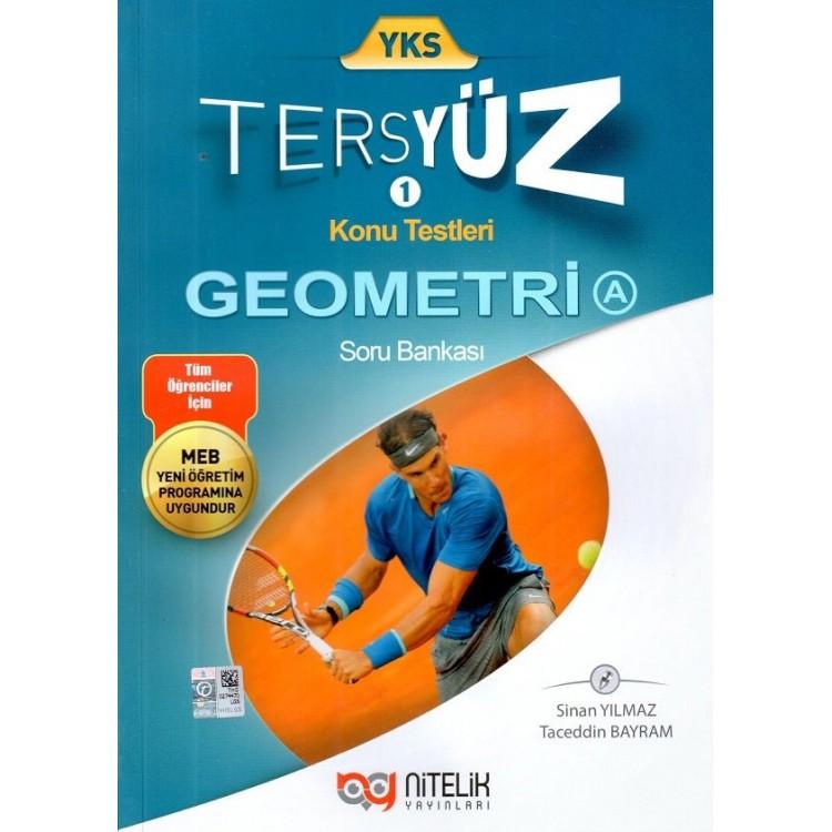Nitelik Yayınları YKS Geometri A Tersyüz Soru Bankası